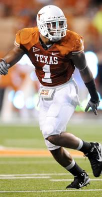 LB Keenan Robinson (Texas)
