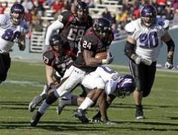RB Eric Stephens (Texas Tech)