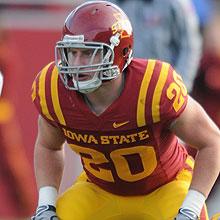 LB Jake Knott (Iowa State)