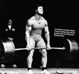 Lifting Heavy