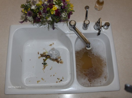 Unclog your kitchen sink and garbage disposal hubpages why oh why does the sink always clog when company is coming workwithnaturefo