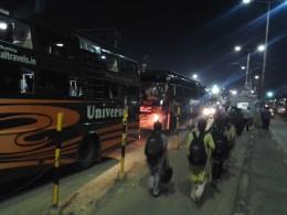 Chennai Koyambedu Buses