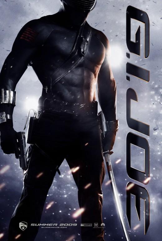 G.I. Joe member Snake Eyes