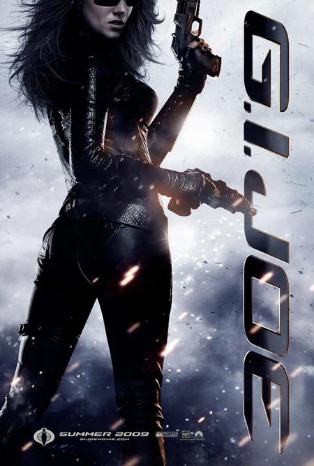 Sienna Miller portrays Baroness