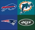 AFC East 2011-2012 Predictions