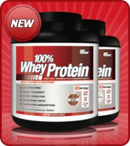 Top Secret Nutrition 100% Whey Protein, 5 Lbs. review
