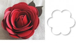 Silhouette, Rose Shape Cutting Machines