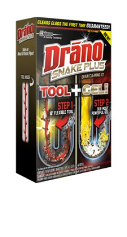 Drano Snake Plus | Best Clog Removing System
