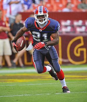 RB CJ Spiller is a promising young player