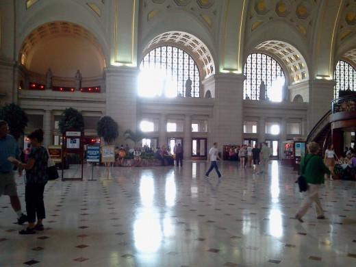 Union Station DC