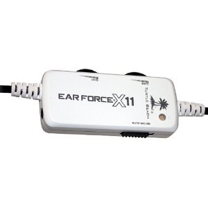 ear force, turtle beach ear force, xbox 360 headset, ear force px21, ear force x11