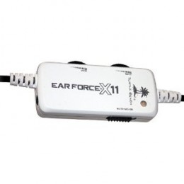 ear force, turtle beach ear force, xbox 360 headset, ear force px21, ear force x11