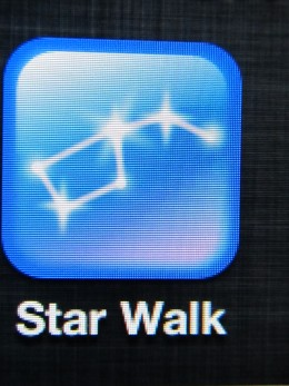 Star Walk is like taking a trip with your own personal Astronomer