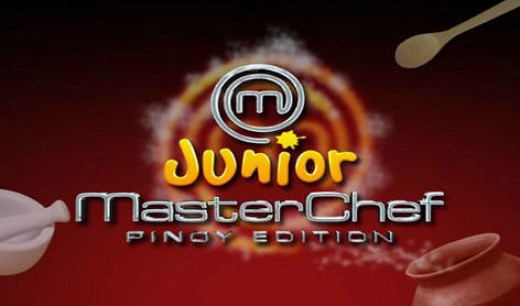 The official logo of Junior Master Chef-Pinoy Edition