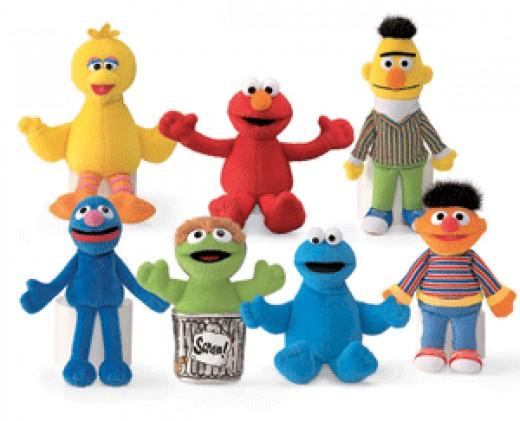 Baby Sesame Street Characters Names Pin Sesame Tumblr on P...