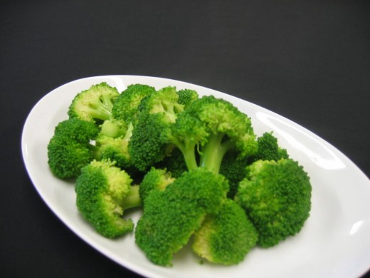 Steamed Vegetables Are Delicious And Healthy For You. You Can Steam Your Vegetables With A Little Butter And Salt For Added Flavor.