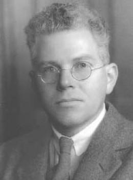 Sir Marcus 'Mark' Laurence Elwin Oliphant, AC, KBE, FRS, 1939