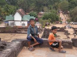 Bakong, Roluos Temples, Angkor, Cambodia