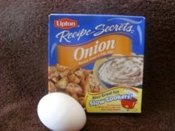 How to Use Lipton French Onion Soup Mix to Make Egg Drop Soup for One Person