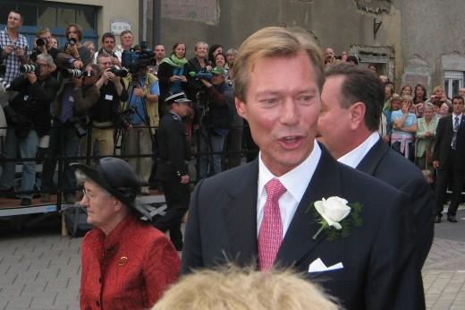 Grand Duc Henri on September 29th 2006