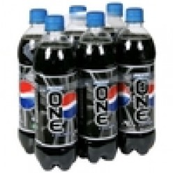 HAVE YOU TRIED PEPSI ONE? IT'S THE MOST TASTY UNCONVENTIONAL SODA ON THE MARKET.