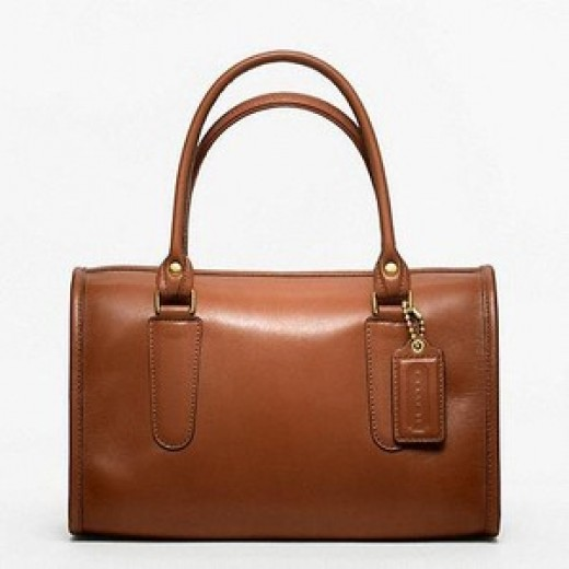 Coach Classics Satchel Madison