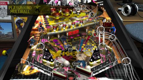 Pinball FX: Extreme Table
