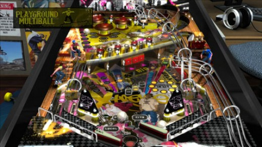 Pinball FX: Extreme Table