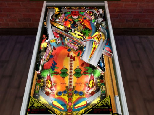 Pinball Hall of Fame: The Williams Collection Black Knight