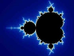 """God's Thumbprint""  The ""Mandelbrot Set"""