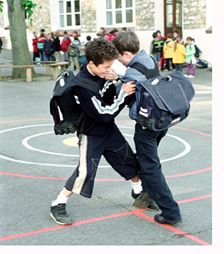 One common misconception is that bullies are all boys.  Just as parents equip their children with new school supplies at the start of a new school year, they also need to help prepare their children to face and prevent bullies.