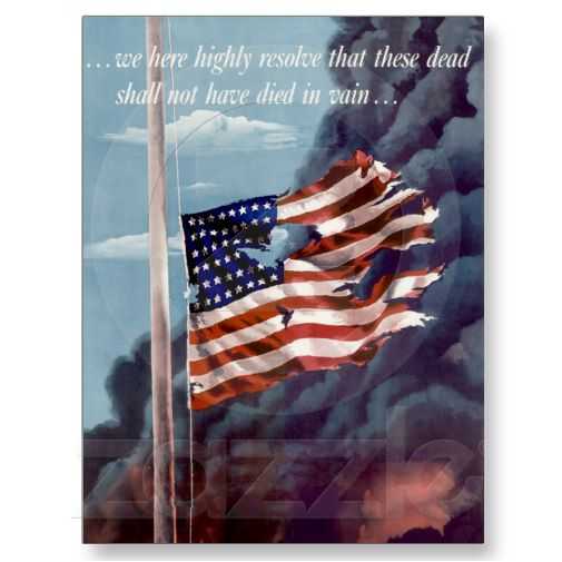 """""""We Highly resolve that these dead have not died in vain."""" The day in America, September 11, 2011 will live in our hearts forever. Click on the link to purchase."""