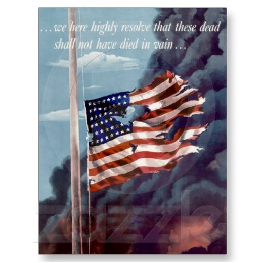 """We Highly resolve that these dead have not died in vain."" The day in America, September 11, 2011 will live in our hearts forever. Click on the link to purchase."
