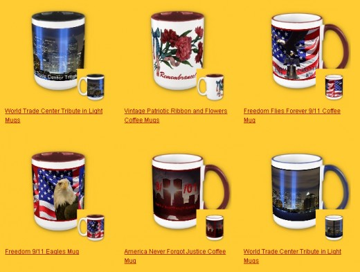Mugs are only a small selection of gifts for this important day. Find t-shirts, stickers, necklaces, stamps, buttons, hats and more. Click on the link to see for yourself.