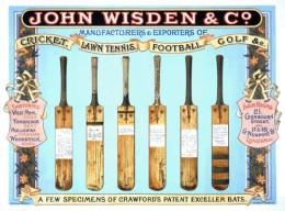 Wisden Cricket Bats