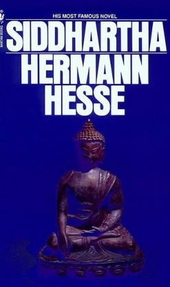 On Siddhartha by Hermann Hesse