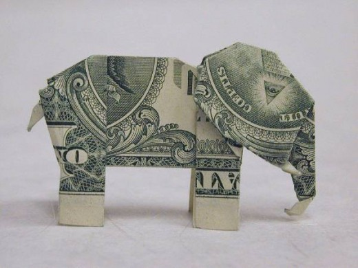 Dollar Bill Craft Ideas for Gifts and Gift Packaging