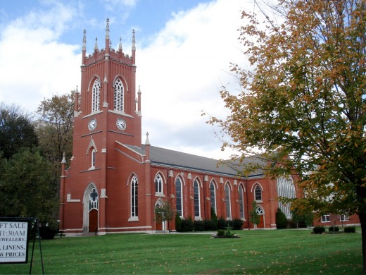Anglican St. Paul's Cathedral in London, Ontario