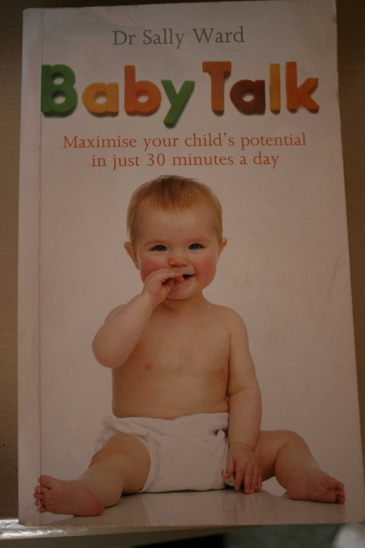 Baby Talk is a guide to teaching your child how to communicate