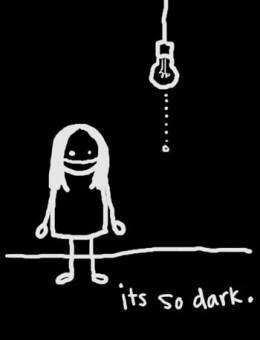 It's So Dark !