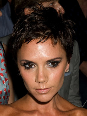 Very short hairstyles for thick hair are amazing solution for hot summer days.