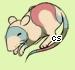 Introducing Darwin, the online free virtual rat. Isn't she cute?