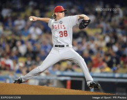 The Dominating pitcher, Jered Weaver