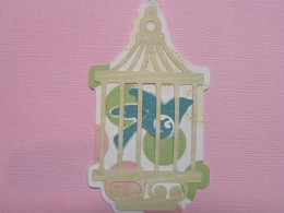 Adhere Top Birdcage Layer