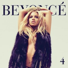 "Beyonce ""4"" Album Cover Artwork"