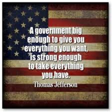 Thomas Jefferson warns America about Big Government !