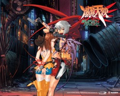 Burst Angel Anime | Bakuretsu Tenshi
