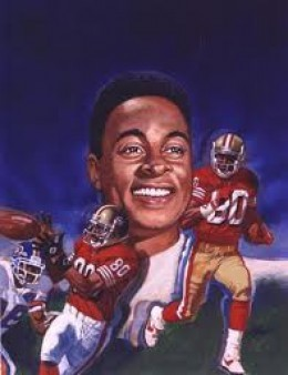 jerry rice biography Rice and his dog, nitus, were featured in jerry rice & nitus' dog football, a video game for the wii that was released on august 16, 2011 personal life edit jerry married jacqueline bernice mitchell on september 8, 1987.