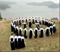 Kangan Sulle Korean dance and ritual