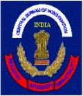 "LOGO OF INDIAN POLICE UNDER THE DIRECT ORDERS OF ......... ( I don't know who ) .BUT IT HAS A MARK "" INDIA "" written over 3 headed Lion Asoka Pillar Sign."